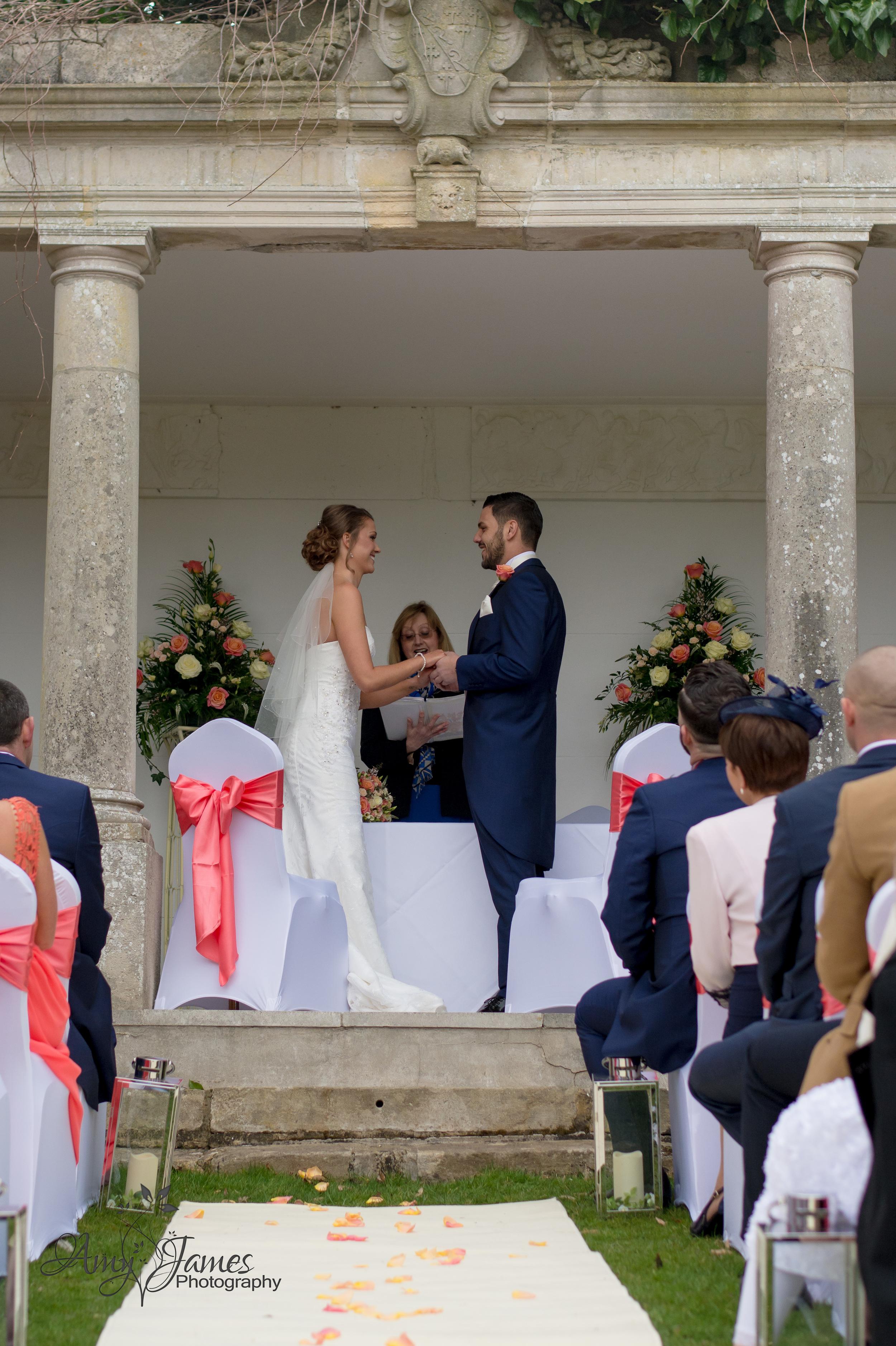 Fleet weddding photographer / Highfield Park wedding photographer