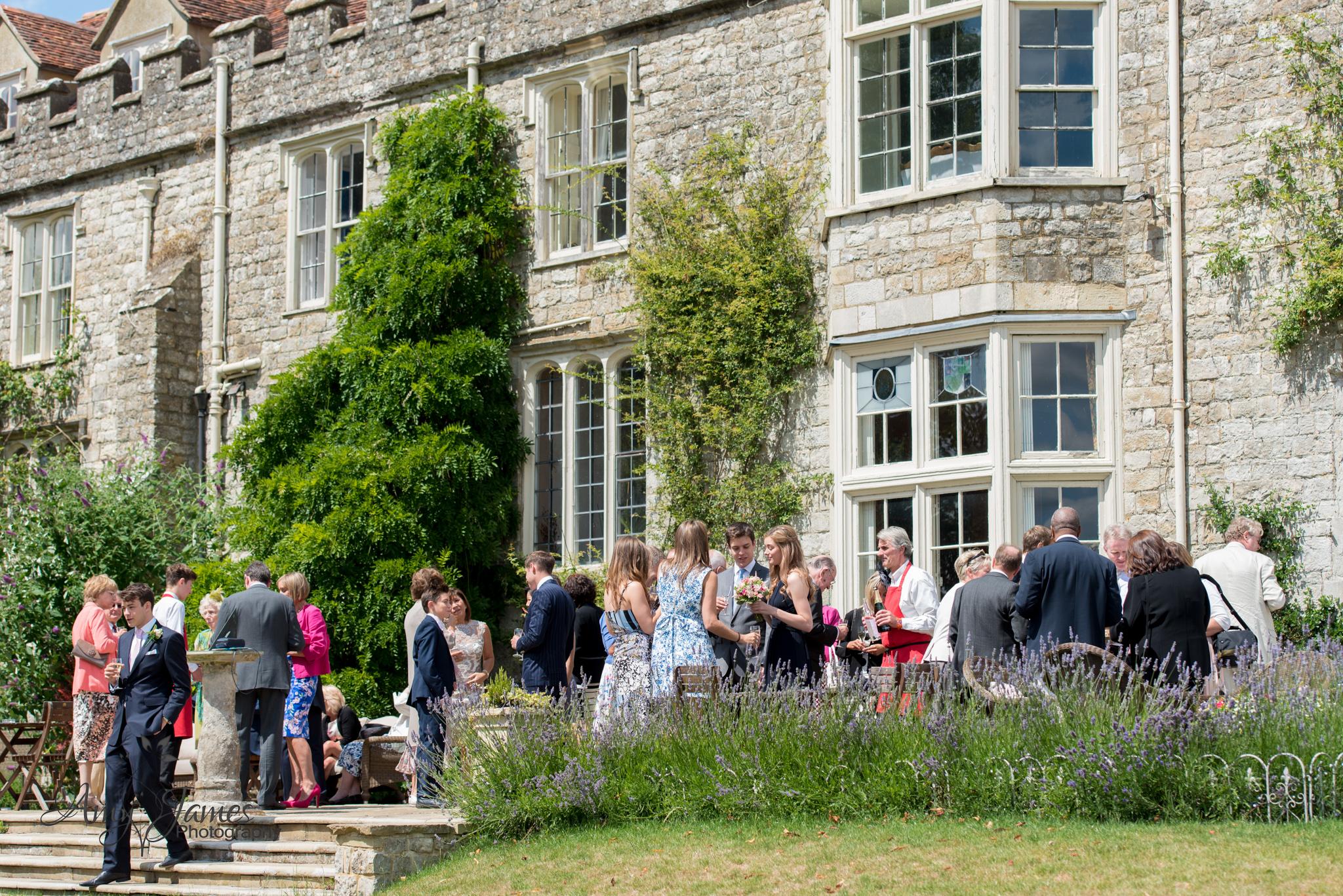 Hampshire wedding photographer // Fleet wedding photographer // Boughton Monchelsea wedding / Kent wedding / countryside wedding
