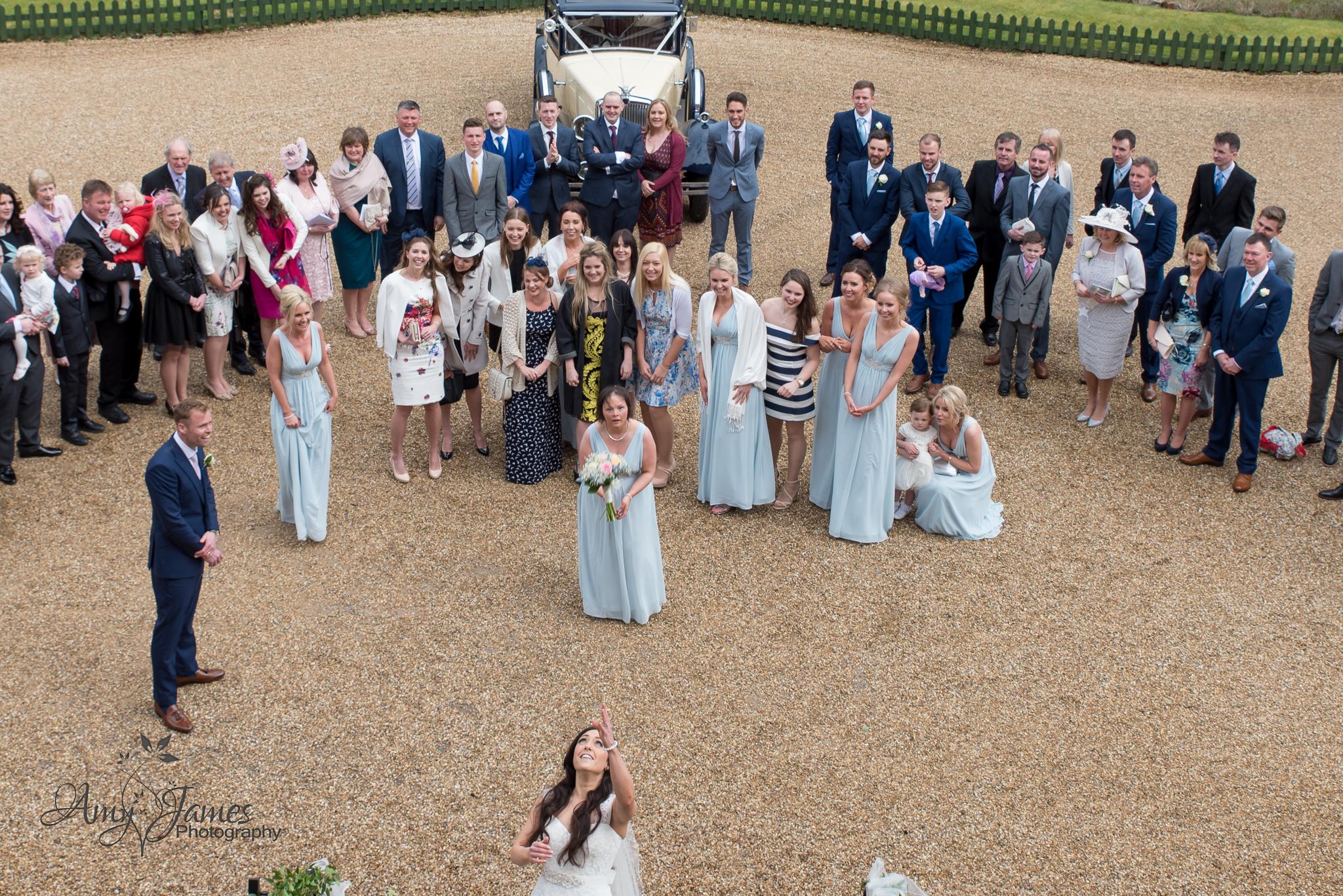 Hampshire wedding photographer // Fleet wedding photographer // Warbrook House wedding photographer // Alsershot Garrison wedding