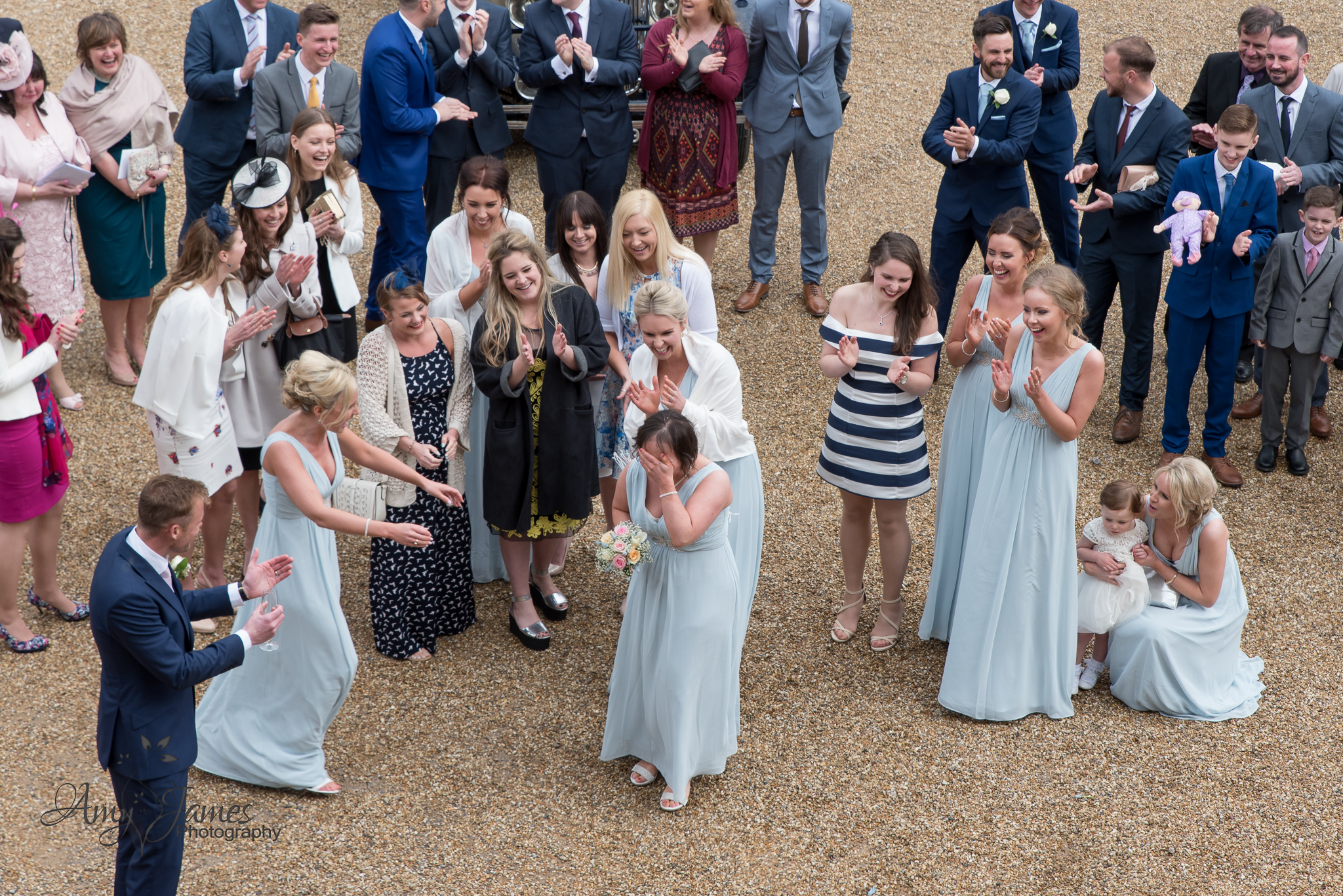 Hampshire wedding photographer // Fleet weding photographer // Warbrook House wedding Photographer // Aldershot Garrison wedding