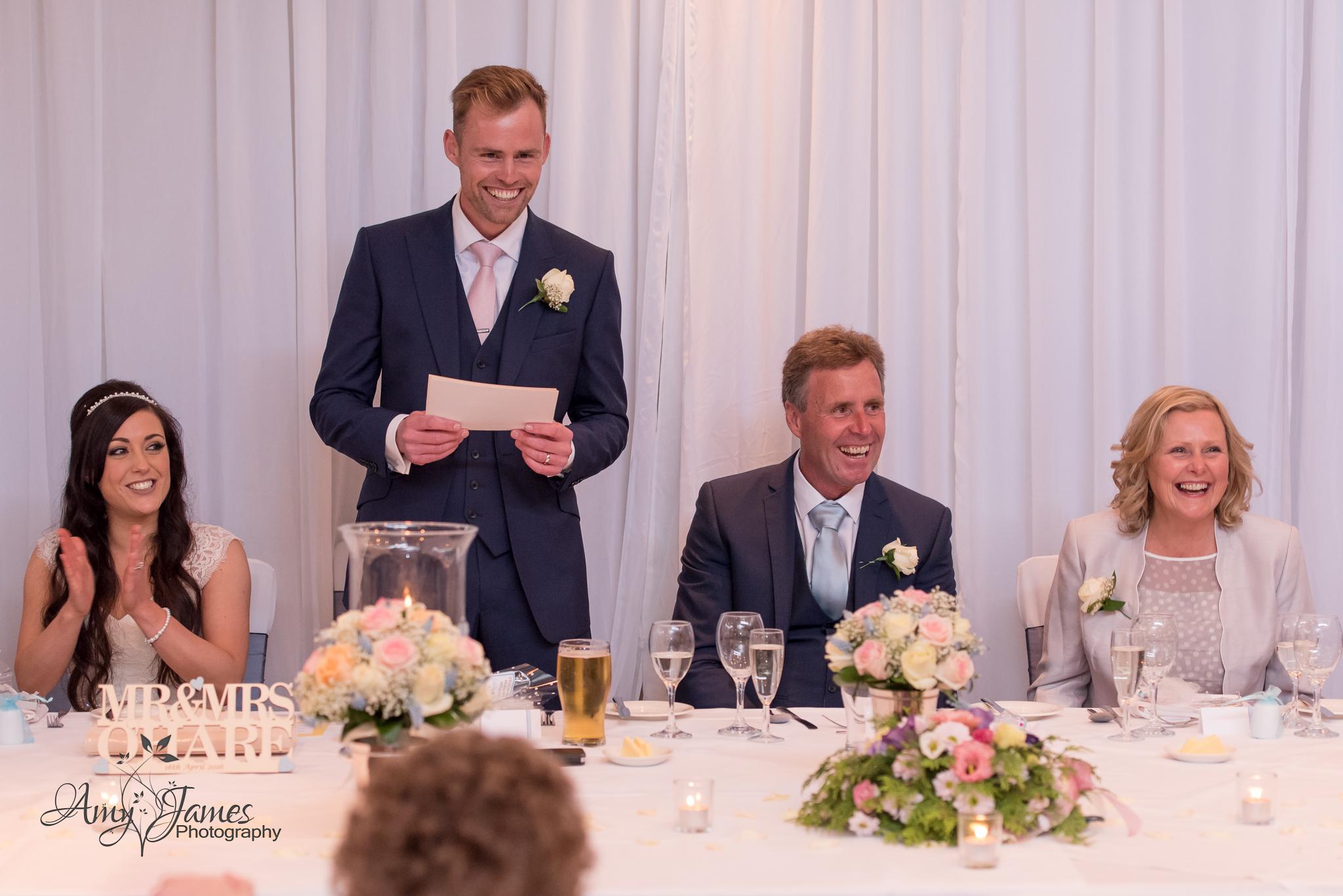 Hampshire wedding photographer // Fleet wedding photographer // Warbrook House wedding photographer