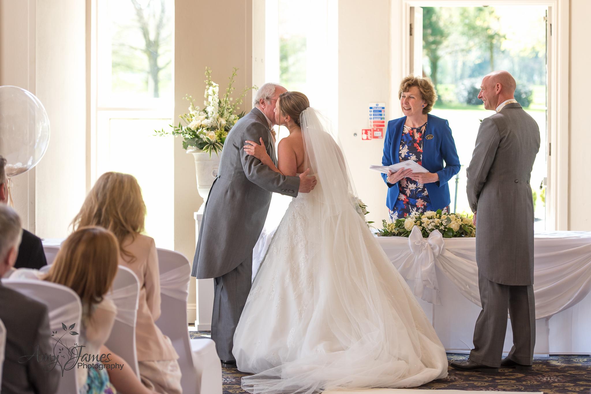Amy James Photography // Audleys Wood Hotel Wedding // Hampshire Wedding Photographer /