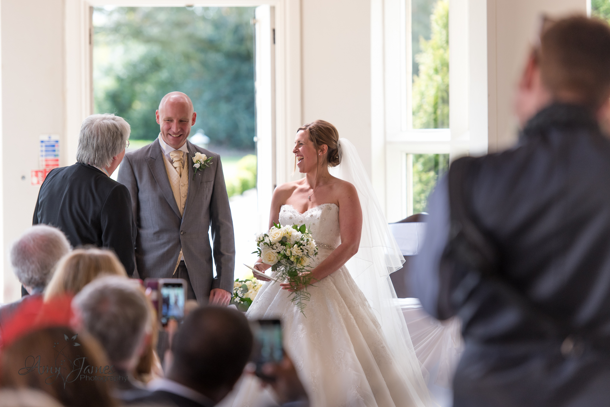 Hampshire wedding venues // Wedding Photographer Hampshire // Surrey Wedding Venues // Basingstoke Wedding // Audleys Wood Hotel Wedding // Amy James Photography