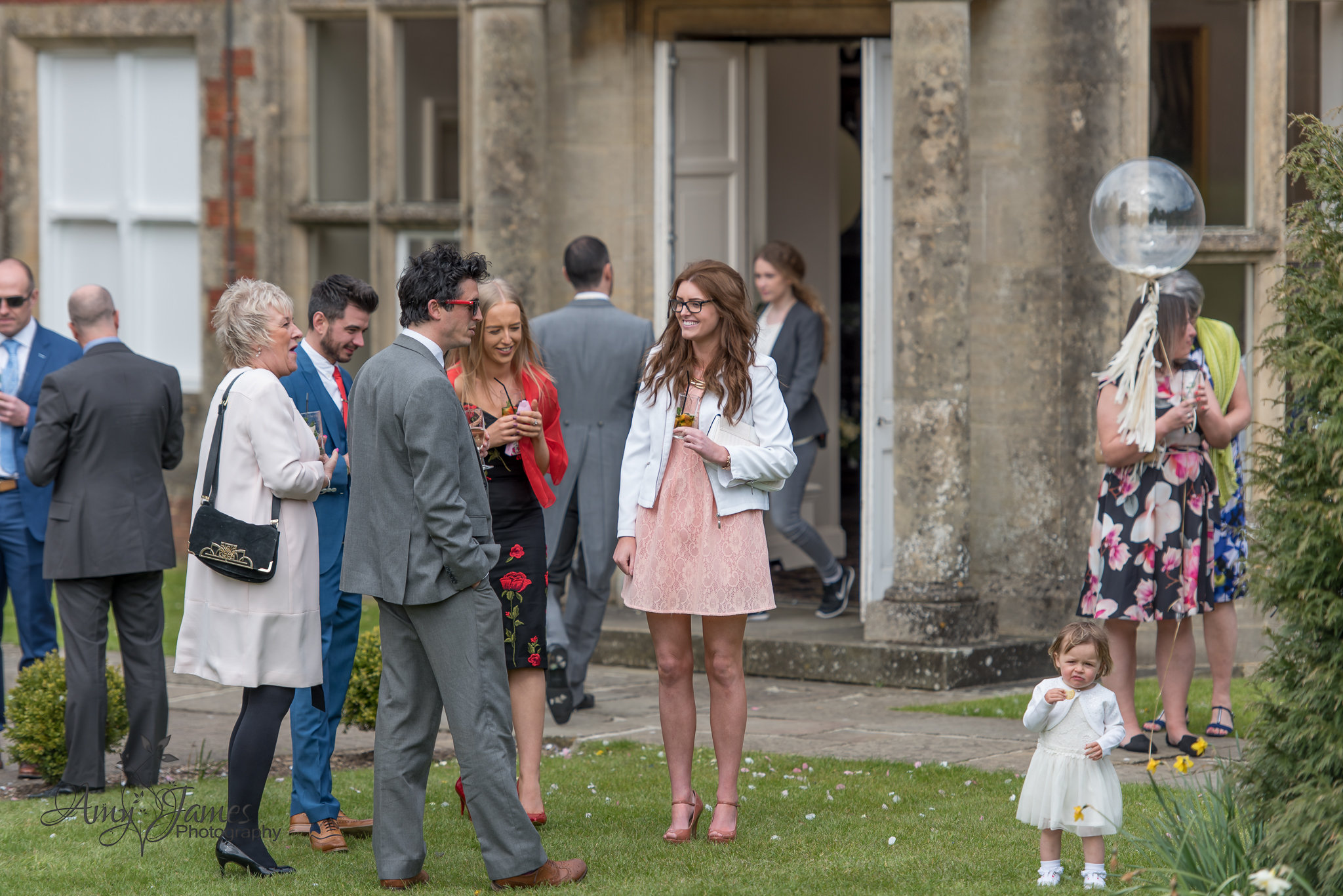 Amy James Photography // Hampshire Wedding Photographer / Audleys Wood Hotel Wedding