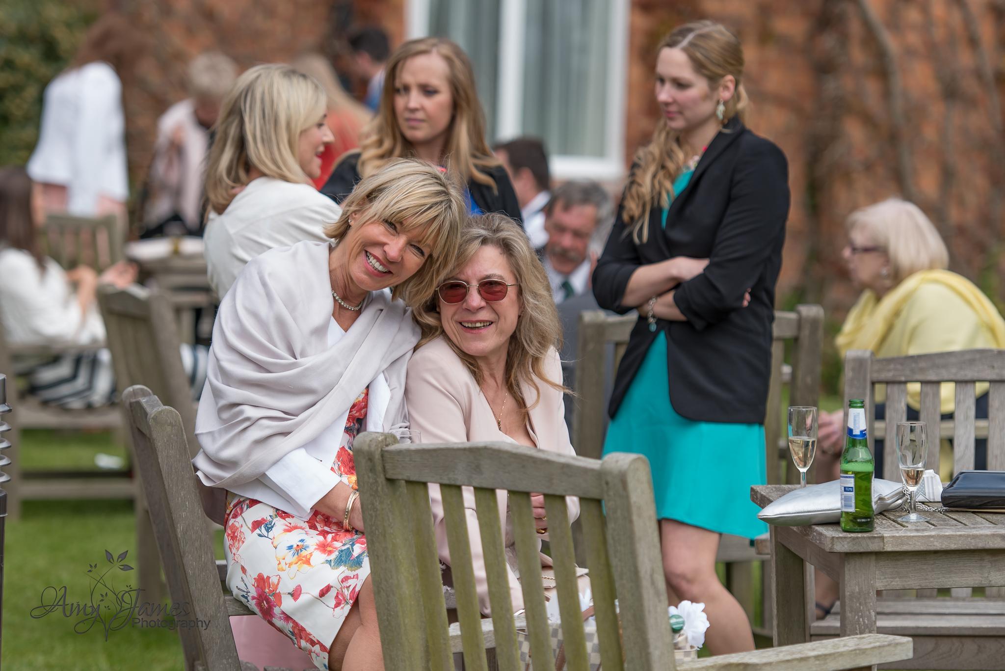 Amy James Photography / Wedding Photographer Hampshire // Audleys Wood Hotel Wedding