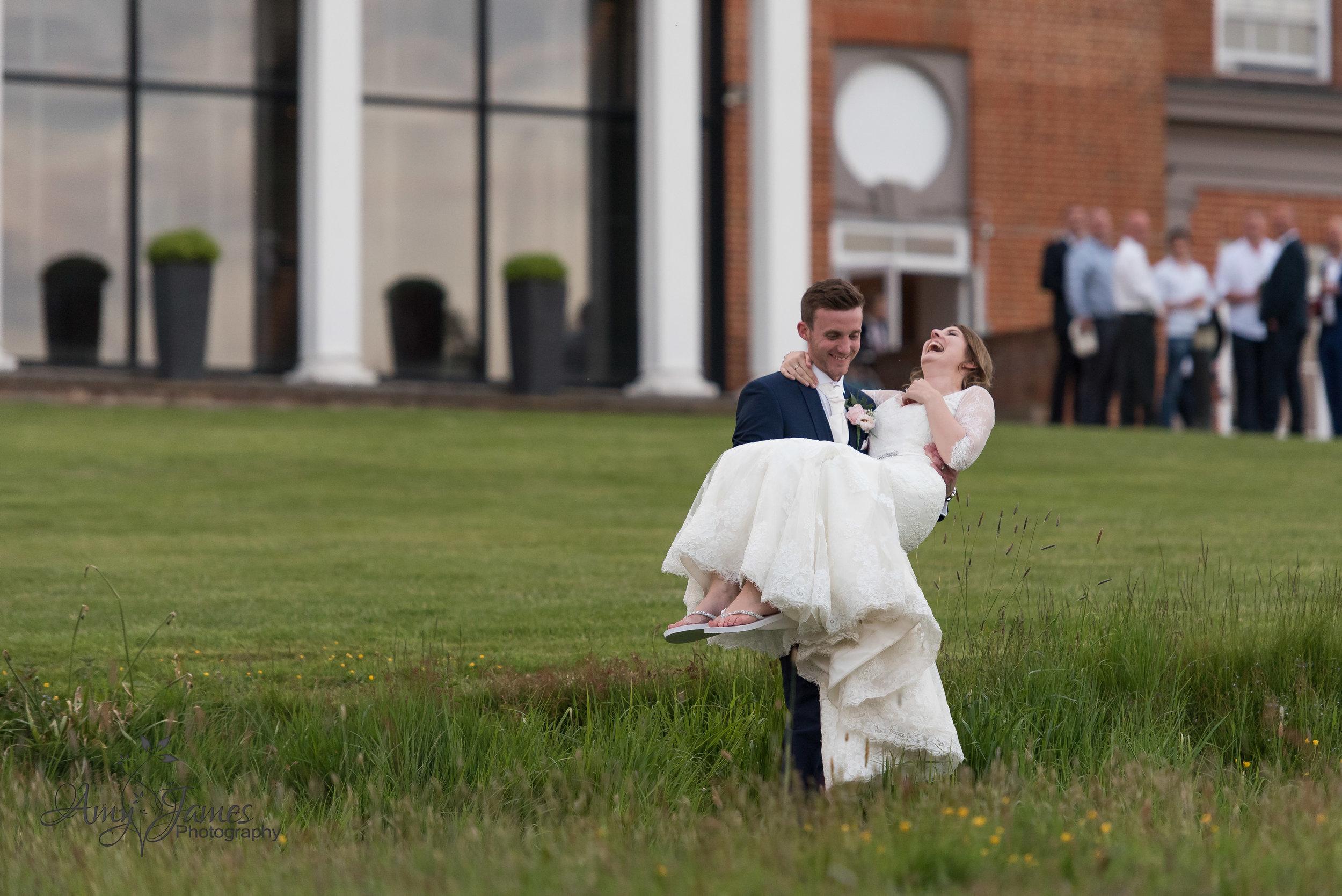 Northbrook Park Wedding Photographer | Amy James Photography | Hampshire wedding photographer