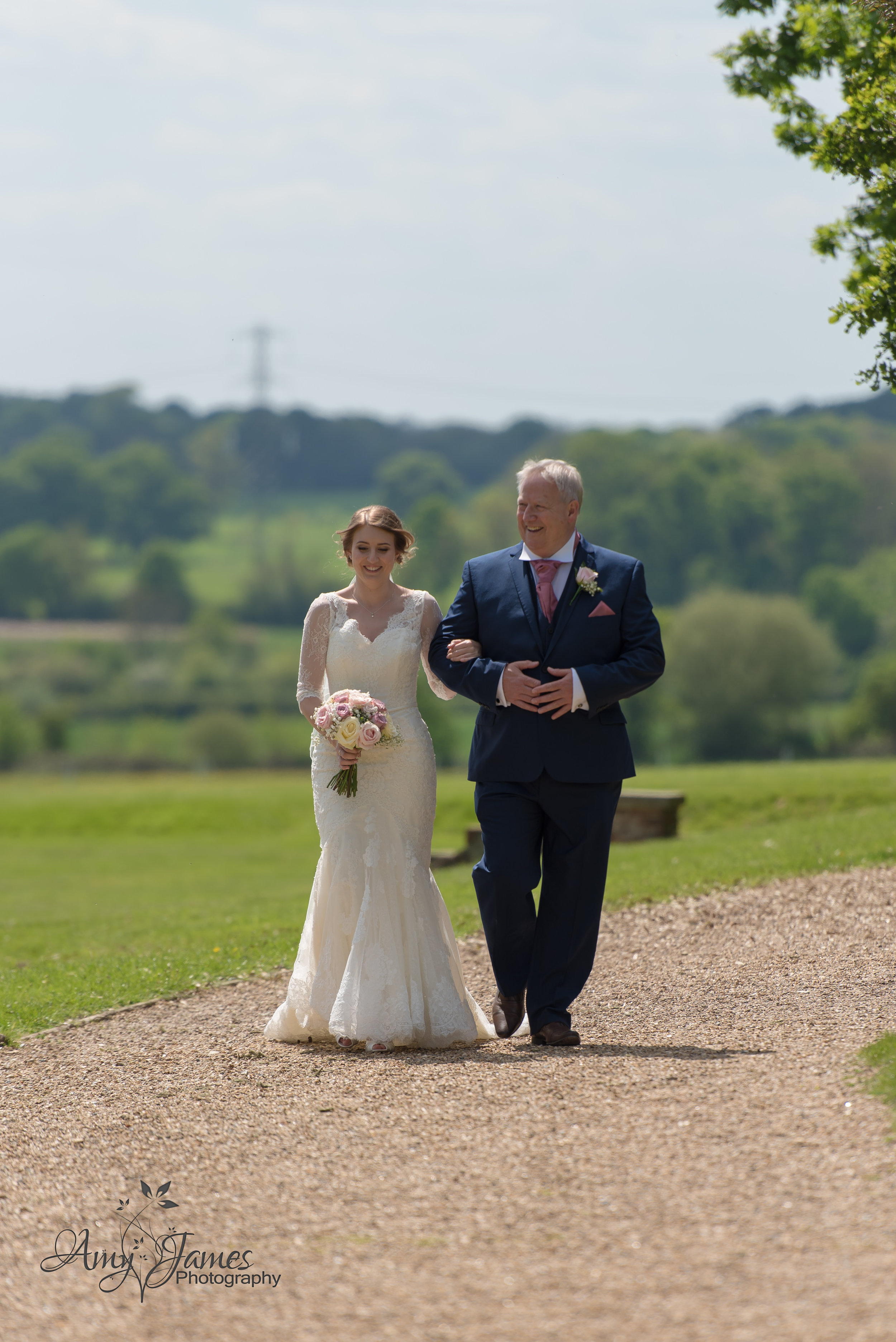 Hampshire Wedding Photographer | Highfield Park Wedding Venue | Highfield Park Wedding Photographer | Fleet wedding Photographer | Amy James Photography
