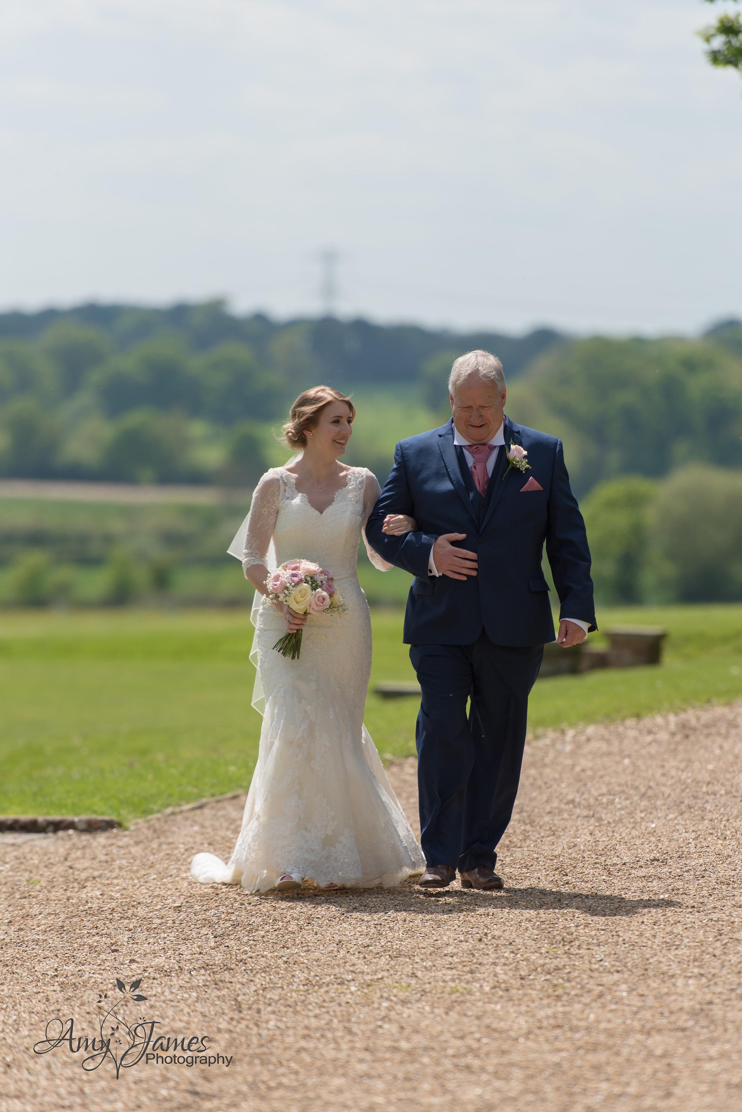 Hampsire Wedding Photographer | Fleet Wedding Photographer | Highfield Park Wedding Venue | Highfield Park Wedding Photographer | Amy James Photography