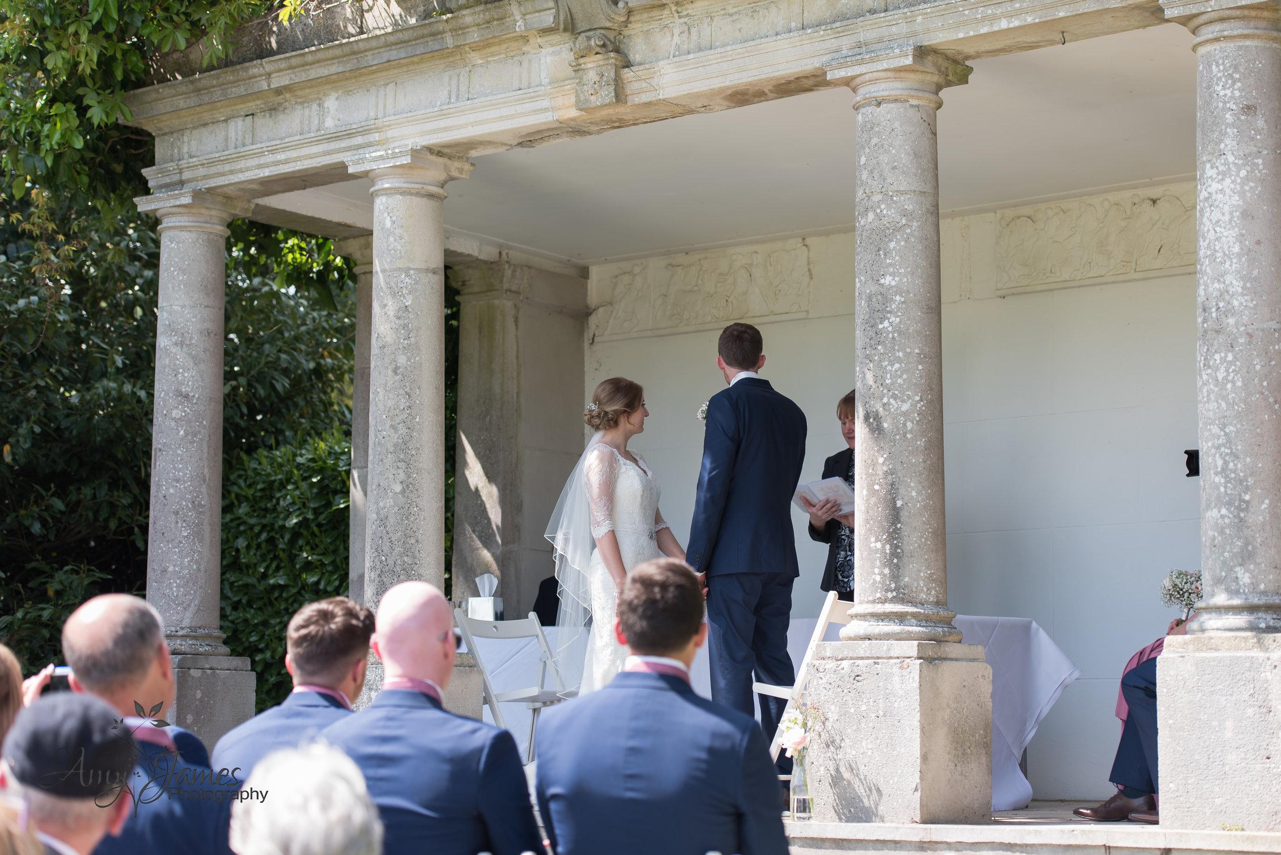 Hampshire wedding photographer | Fleet wedding photographer | Haighfield Park Wedding Venue | Highfield Park Wedding Photogrpaher | Outdoor wedding uk | Amy James Photography