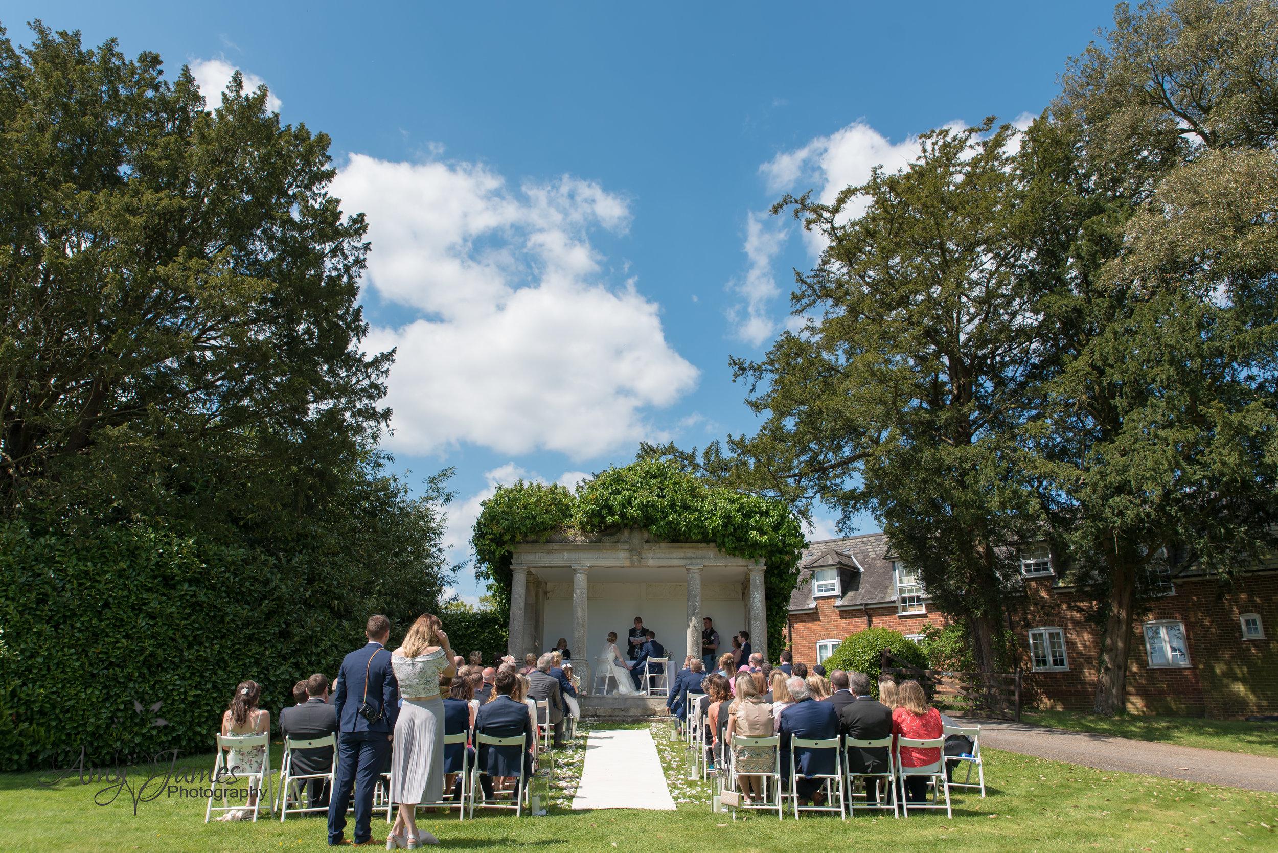 Hampshire wedding photographer | Fleet wedding photographer | Highfield Park Wedding Photograper | Highfield Park Wedding Venue