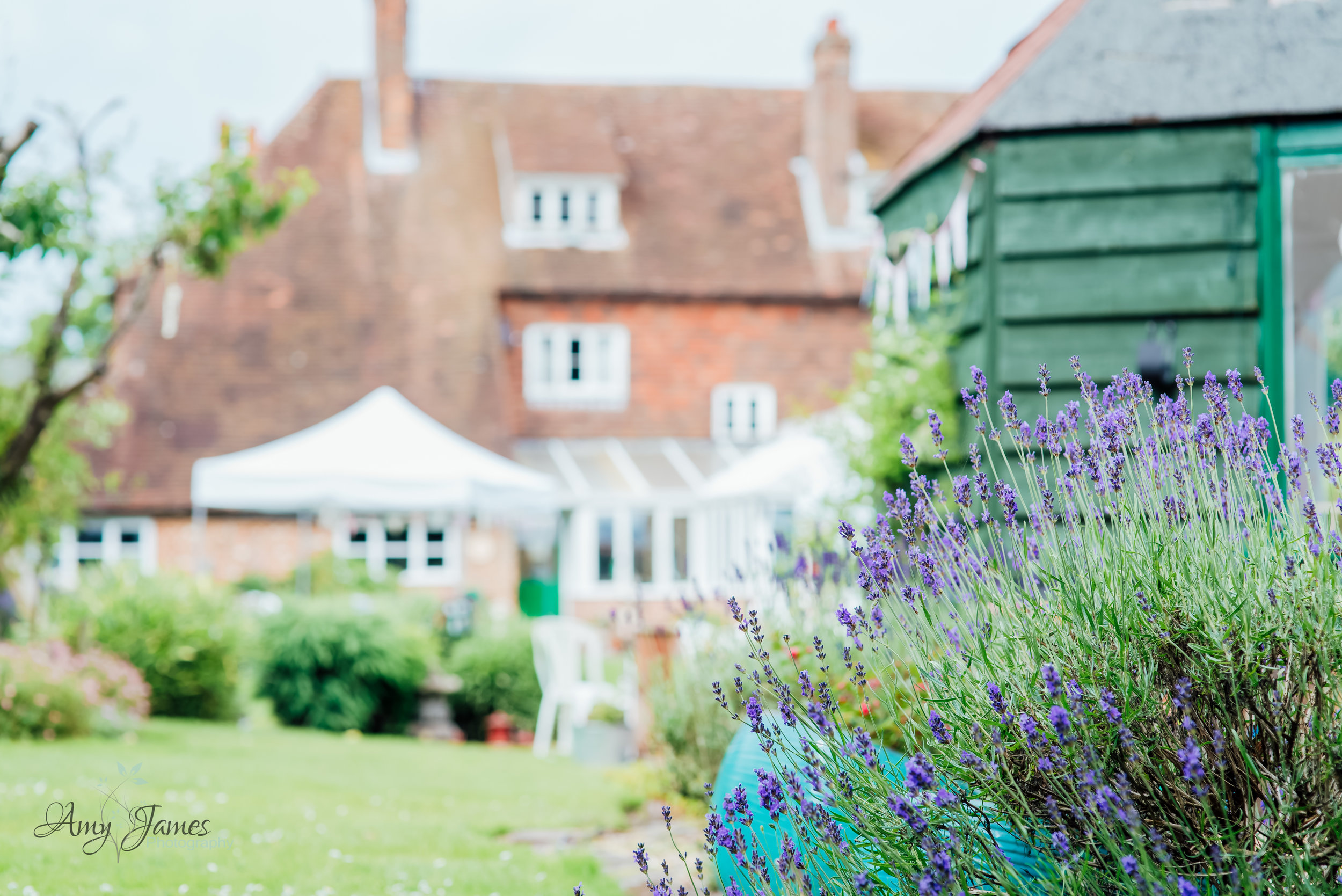 Taplins Place outside wedding venue Hampshire by Amy James Photography Wedding Photographer Hampshire
