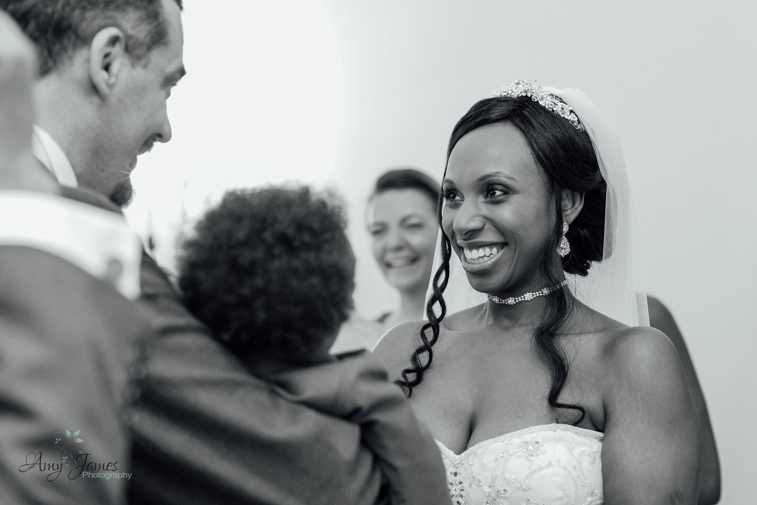 Bride at Four Seasons Hotel Wedding Venue Hampshire by Amy James Photography documentary wedding photographer for Hampshire and Surrey