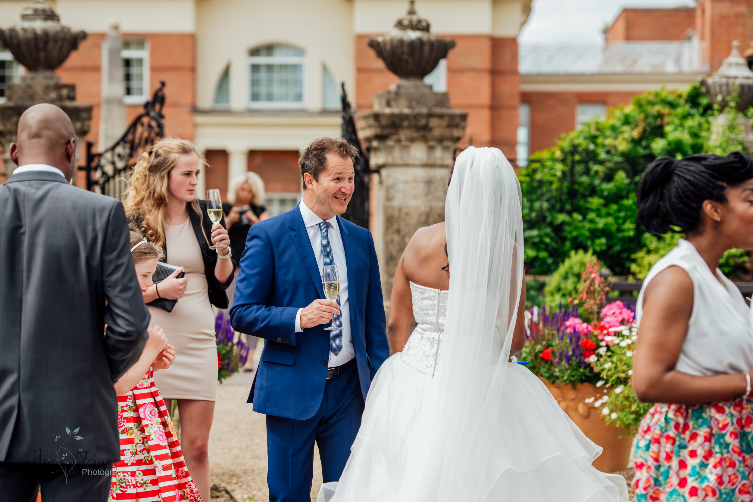 Amy James photography at Four Seasons Hotel Hampshire - Documentary wedding photographer for Hampshire and Surrey  -