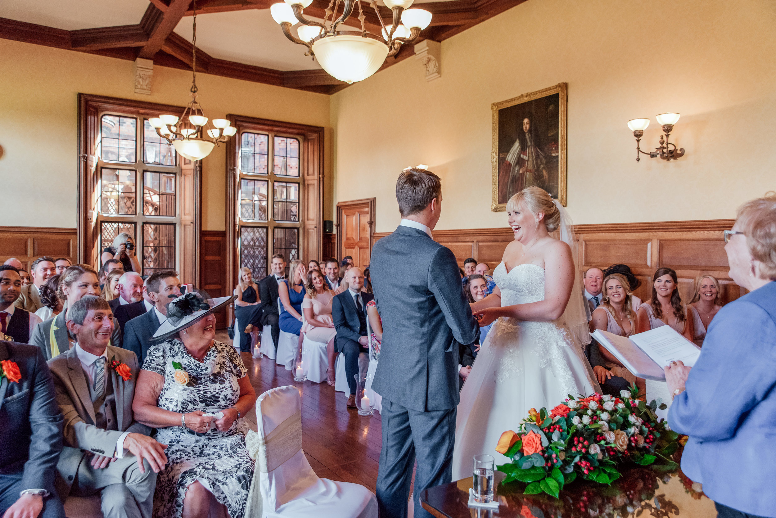 Bride and Groom at The Elvetham Wedding Venue - Amy James Photography - Wedding Photographer Hampshire