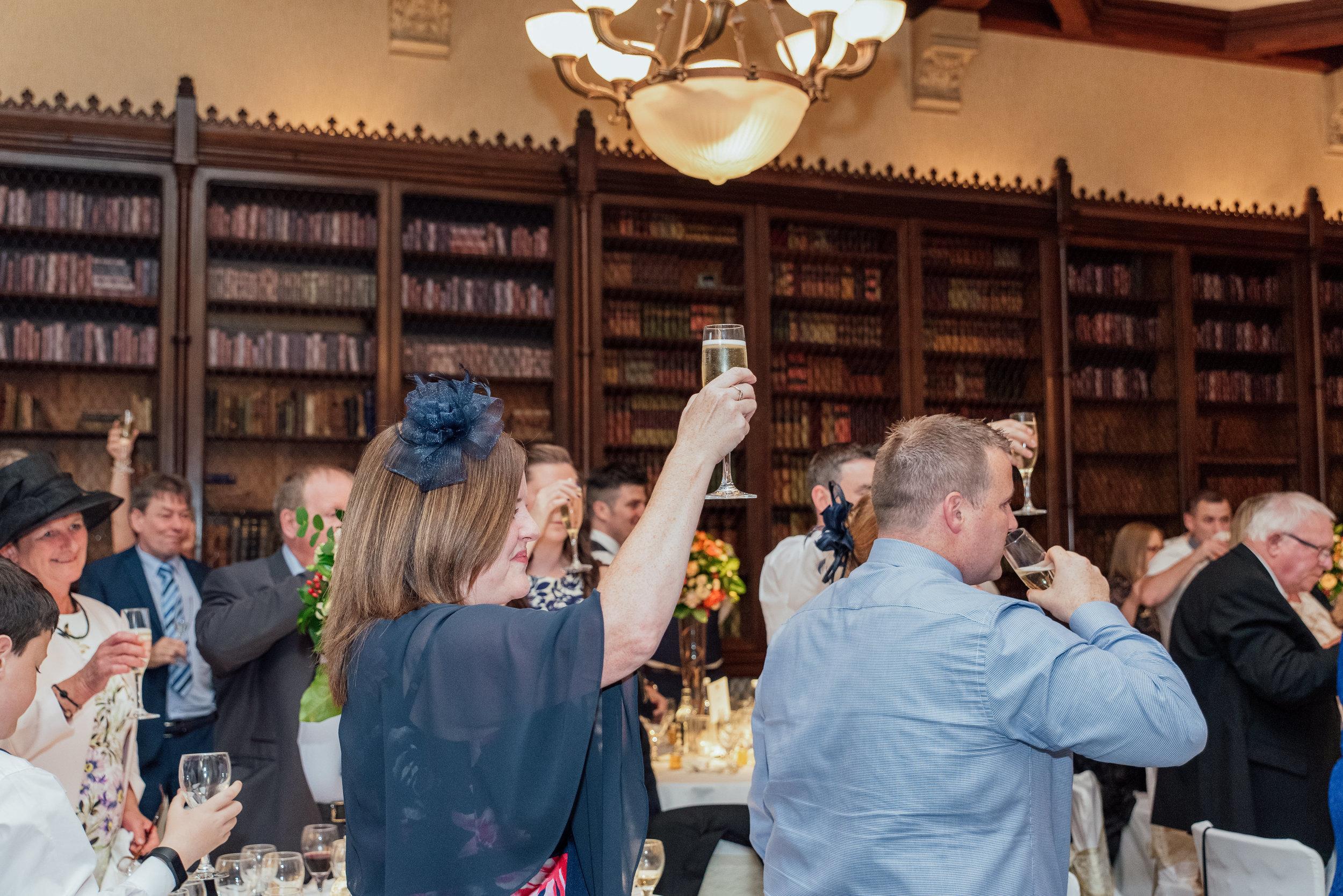 Wedding Speeches The Elvetham Fleet Hampshire Wedding Venue - Amy James Photography - Documentary wedding photographer Hampshire
