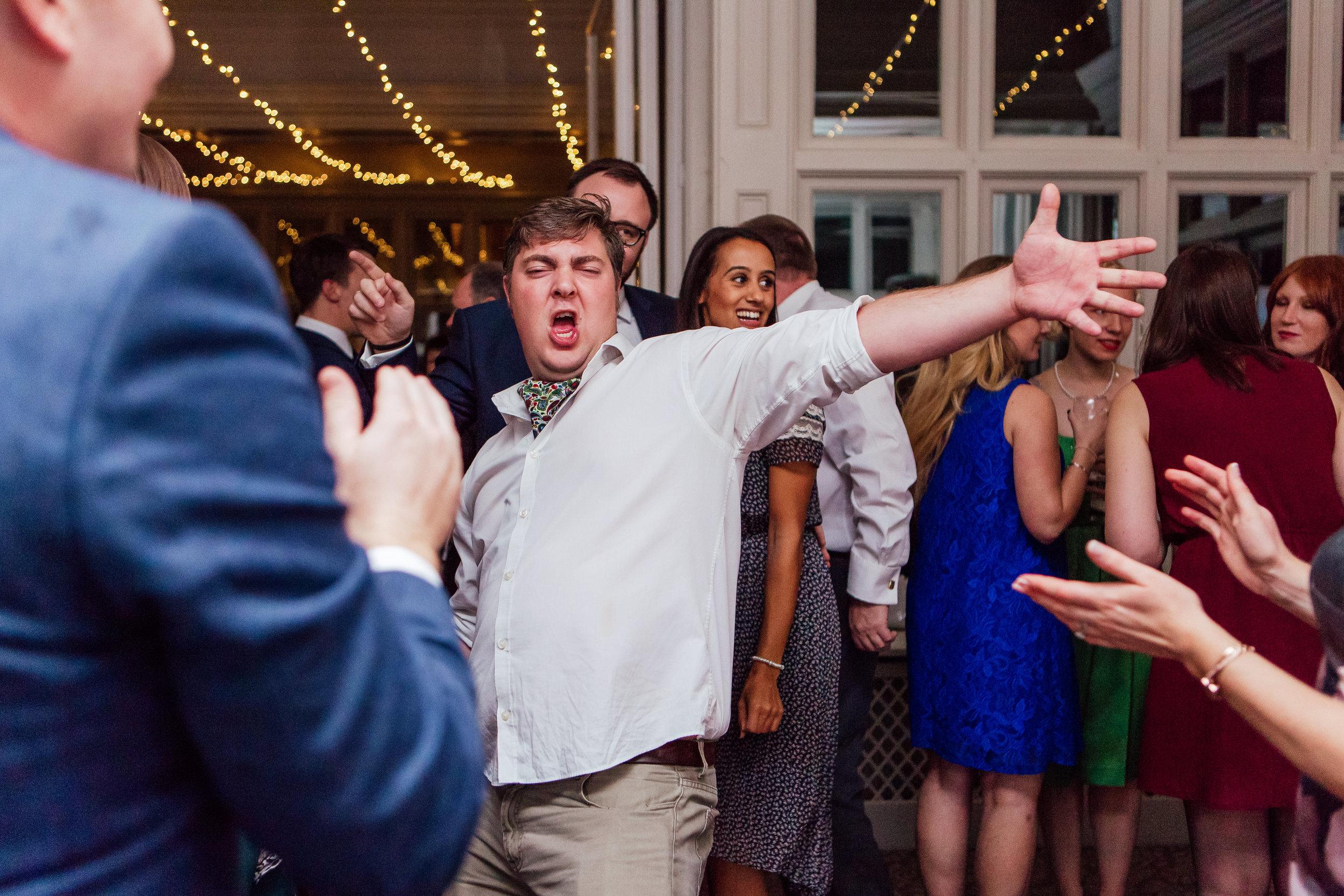Amy James Photography - Wedding dancing - The Elvetham Fleet Hampshire - Documentary wedding photographer Hampshire
