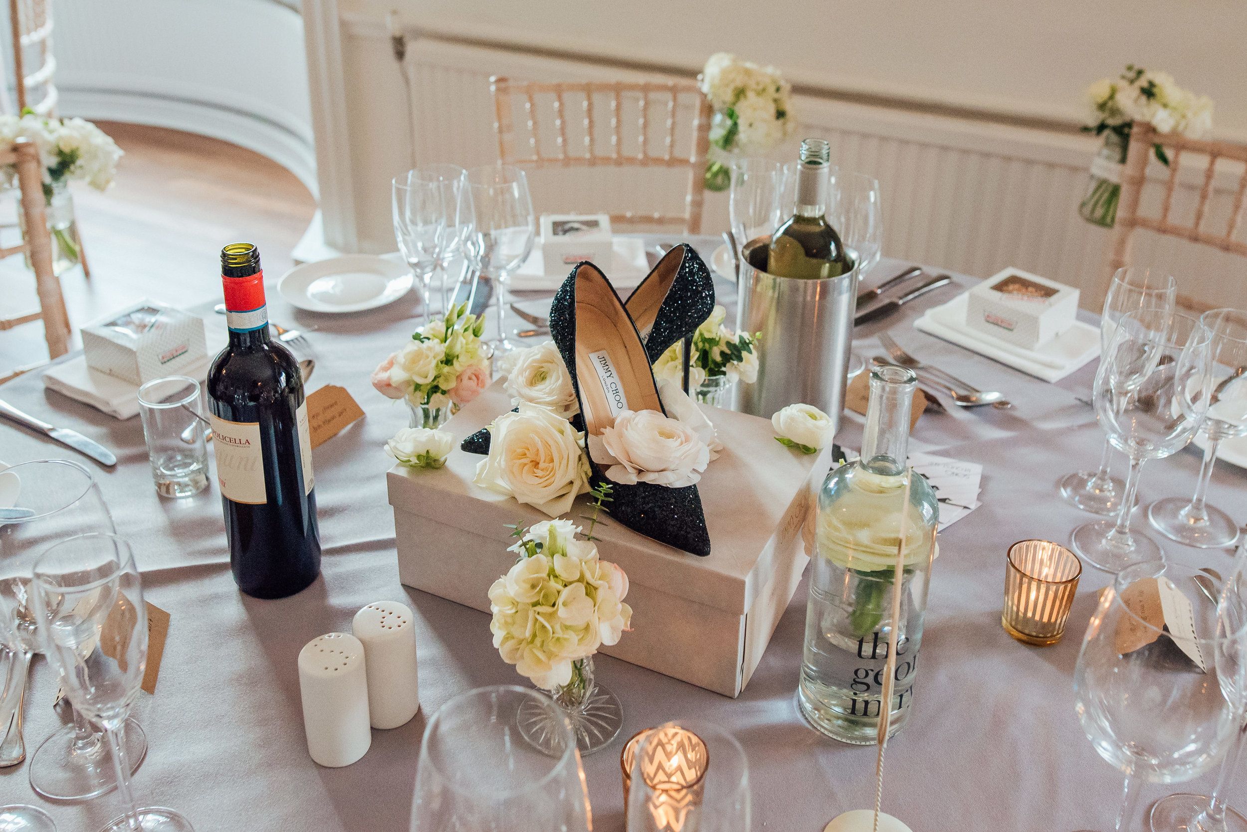 AMY JAMES PHOTOGRAPHY - Documentary Wedding Photographer Hampshire Surrey and Dorset - The George in Rye Wedding Venue - Sussex Wedding - Jimmy Choo wedding shoes