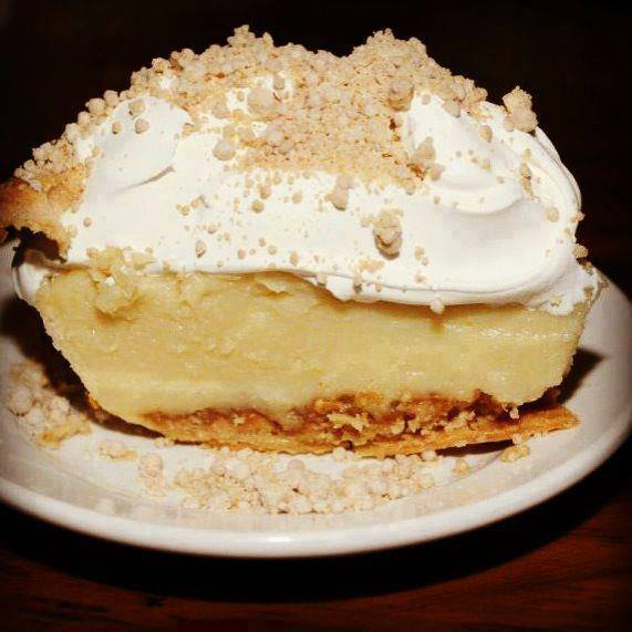 3. Peanut Butter Pie  - This might be the best dessert in all the land. No joke.