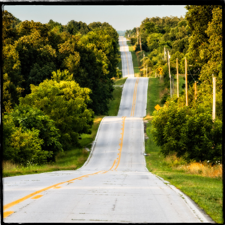 The Missouri Roller Coaster