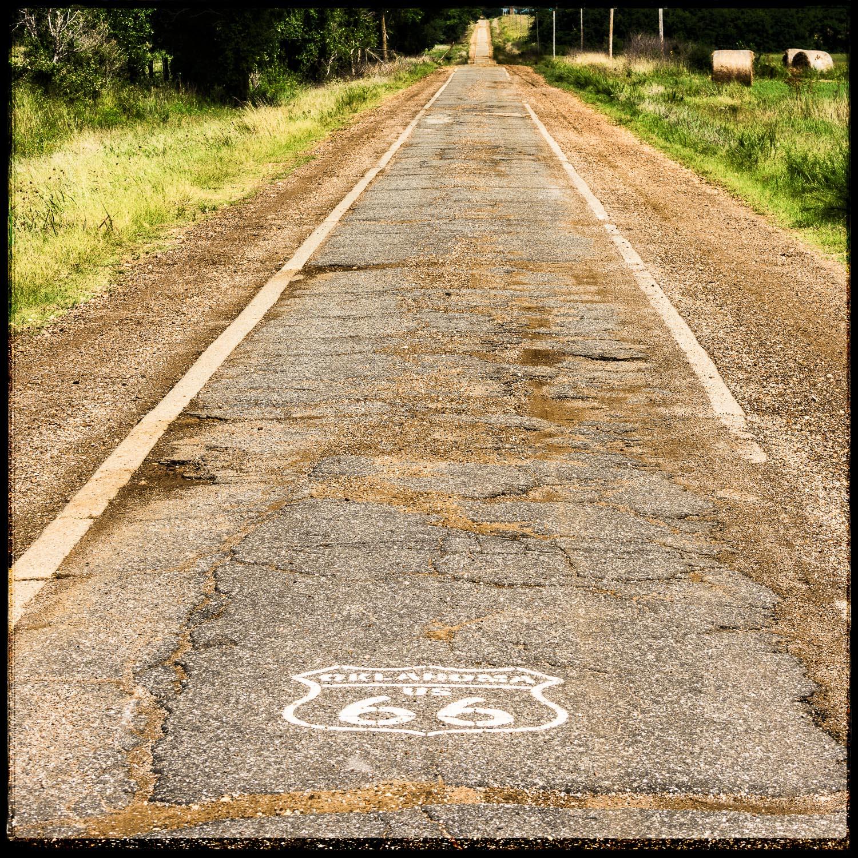 A Trip Down The Sidewalk Highway