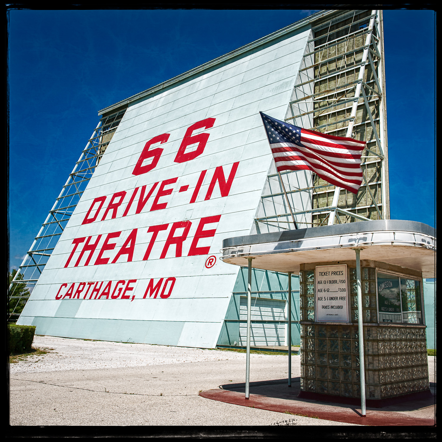 66 Drive In Movies