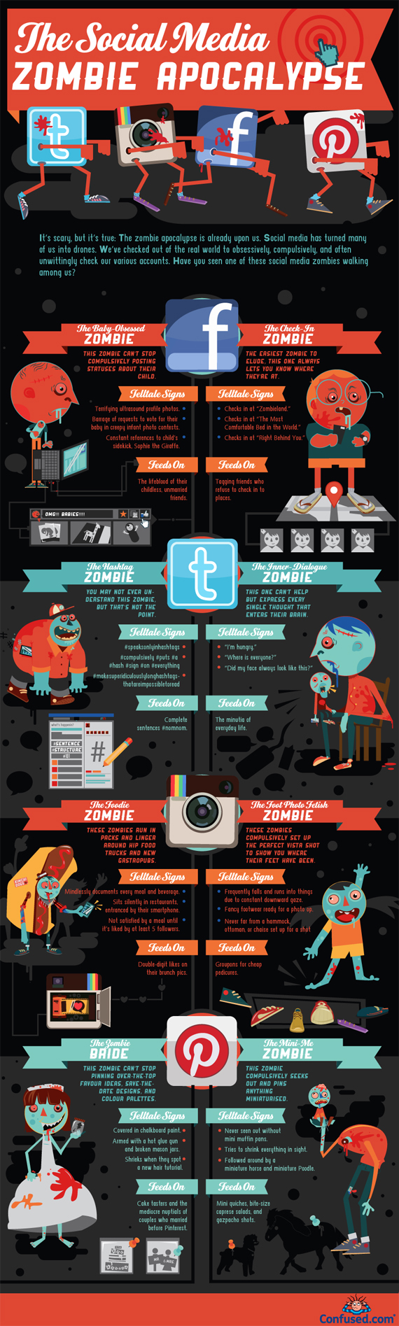 Social-Media-Zombie-Apocalypse-Infographic