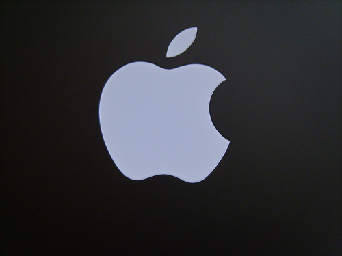 Photo: Apple Logo, Flickr Creative Commons