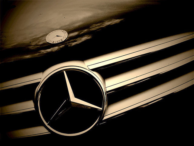 Photo: Mercedes Benz: Flickr Creative Commons 2013