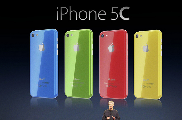 Photo: iPhone 5C - Flickr Creative Commons 2013 - Martin uit Utrecht