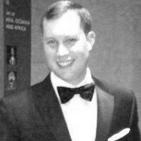 Matt Weaver, dressed to impress