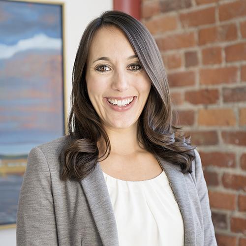 Rachel Robbins, Senior Vice President