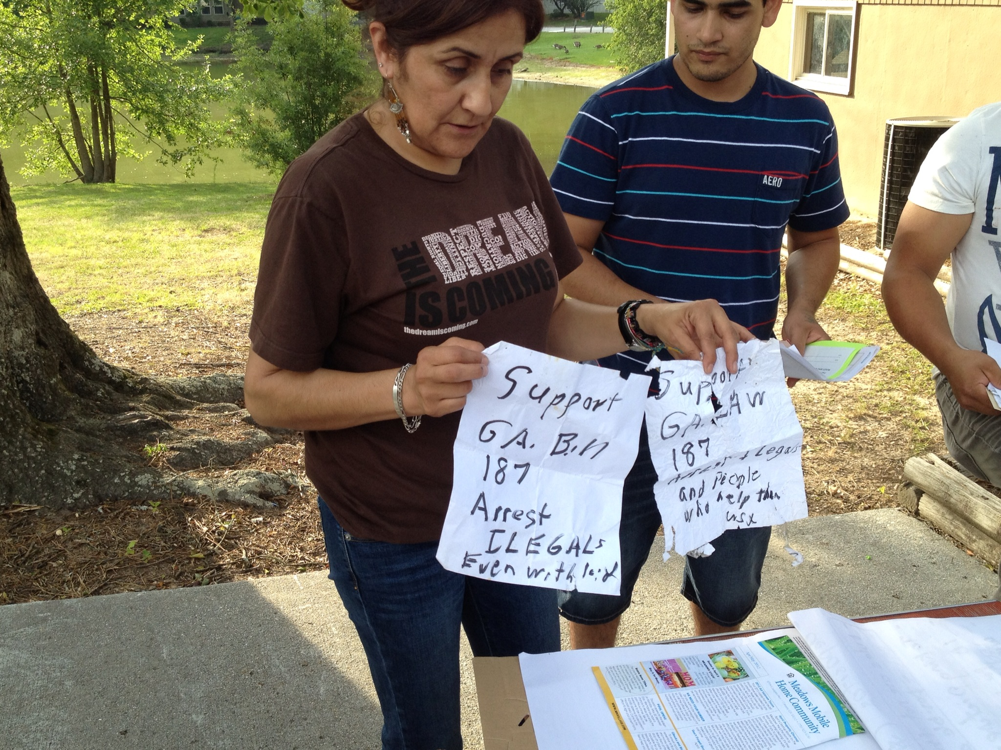Stuesse - Immigrant Policing, Trailer Park Meeting, 2012-6.JPG