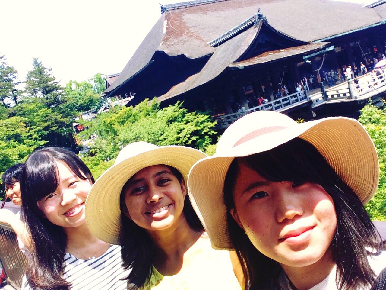 Ankita Devasia, Japan Summer 2016