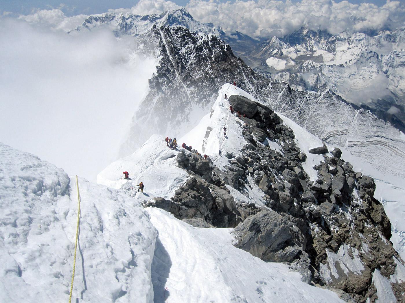 Photo courtesy of International Mountain Guides