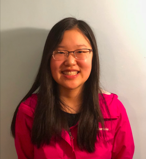 Angelina Sun - 2018 Japan Summer Program, winner of the Mitsubishi Electric Scholarship.   Angelina hopes her time in Japan will open her mind more, teach her more about the world and expand her knowledge of Japan.