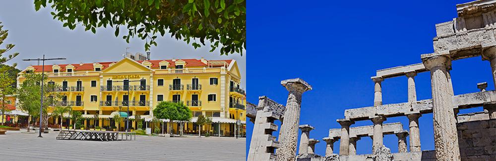 Study in Greece -