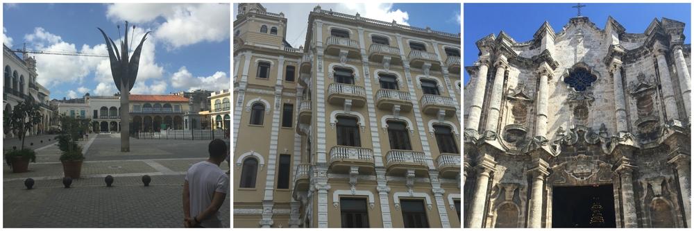 Day 2 Cuba_archetecture