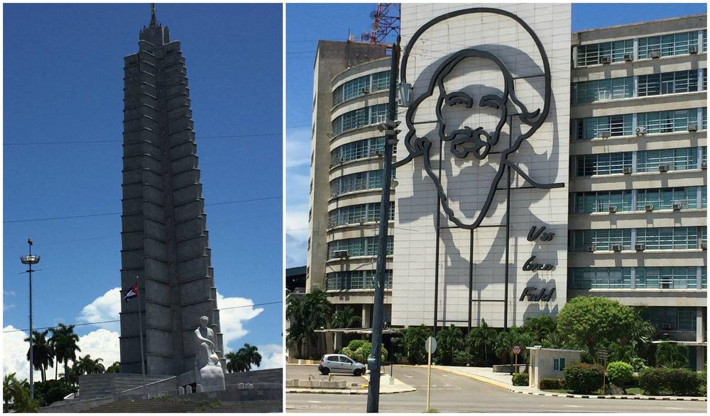 Day 2 Cuba_fidel, monument