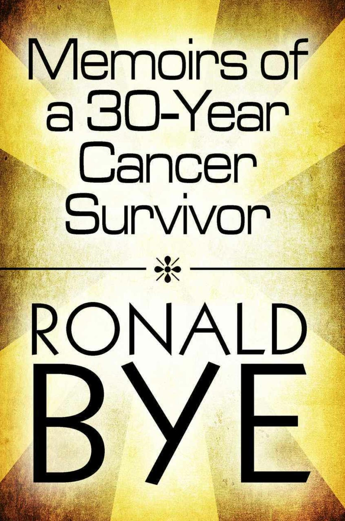 You can pickup Ron's memoir on Amazon by clicking on the link.