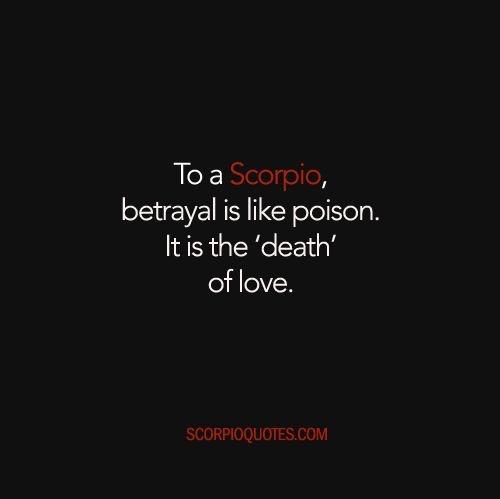 Scorpios are worst why the Is Scorpio