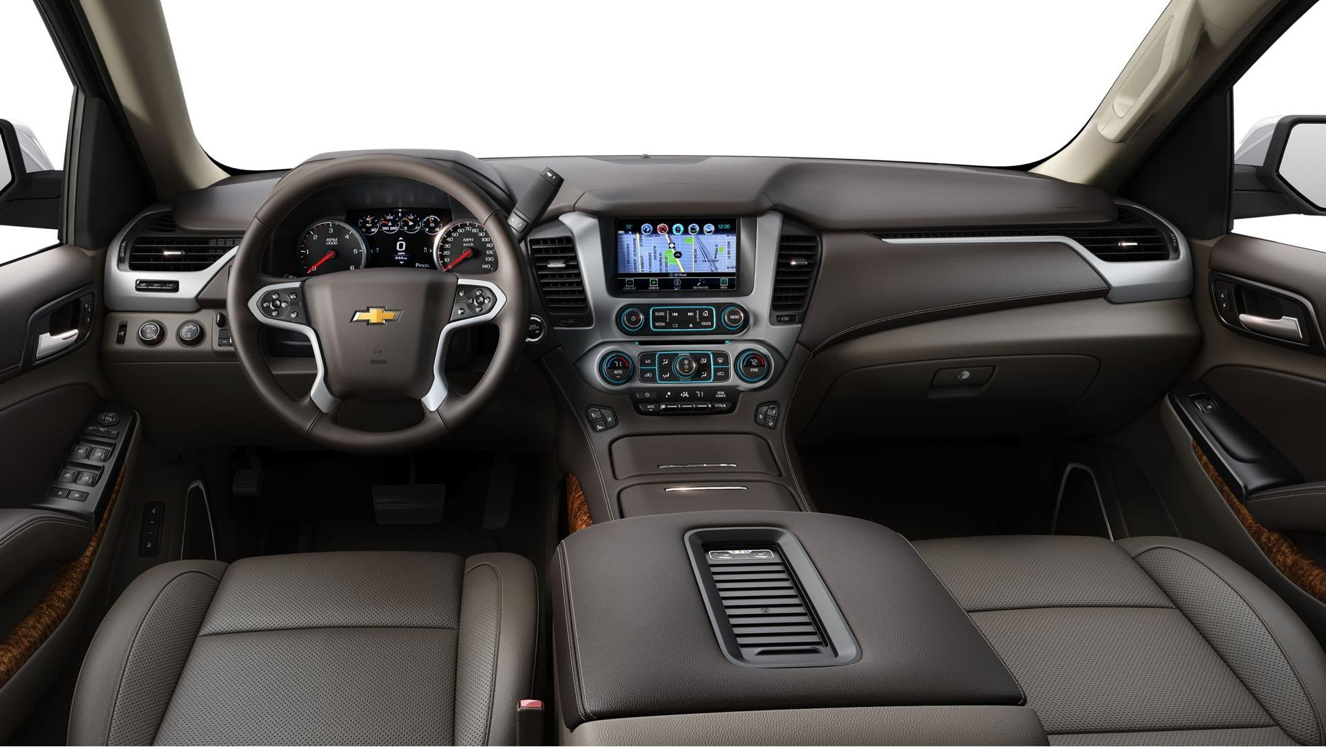 Image via Chevrolet.com, Cocoa/Dune Interior