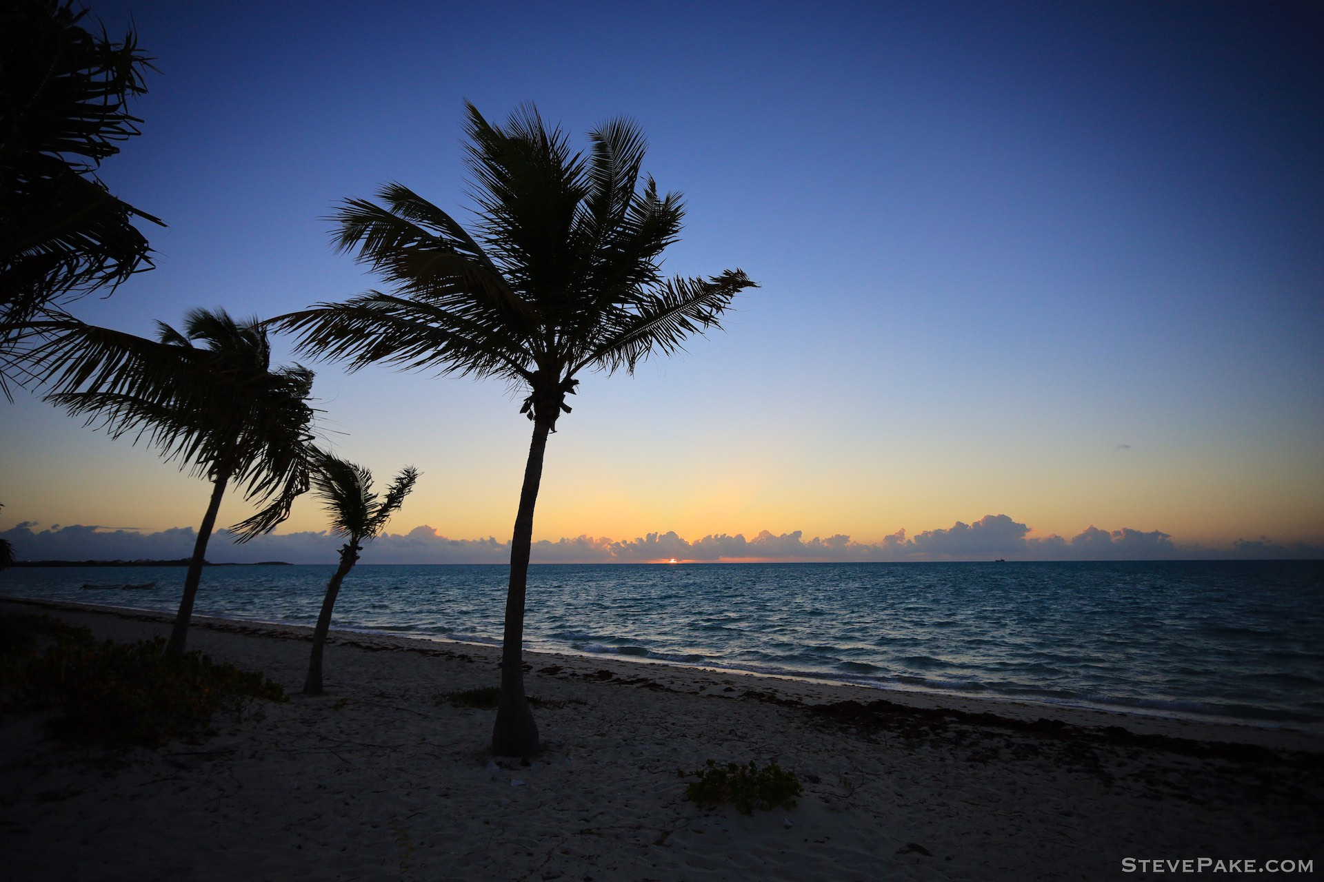 6:28am: Canon EOS RP and 17-40L, Aperture Priority, 20mm, f/4, hand cranked ISO to 400 to get 1/1250s. The winds were at 20-25 knots, so I wanted to keep the shutter speed fast to help freeze the palm trees.