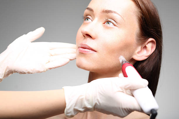 STUNNING SKIN REJUVENATION - One of the main reasons that our skin starts to show the signs of ageing is depleting stores of collagen, elastin and hyaluronic acid within its structure. Medical skin needling is an exciting treatment option because it works by harnessing your body's innate healing process to stimulate the natural production of new collagen and elastin.