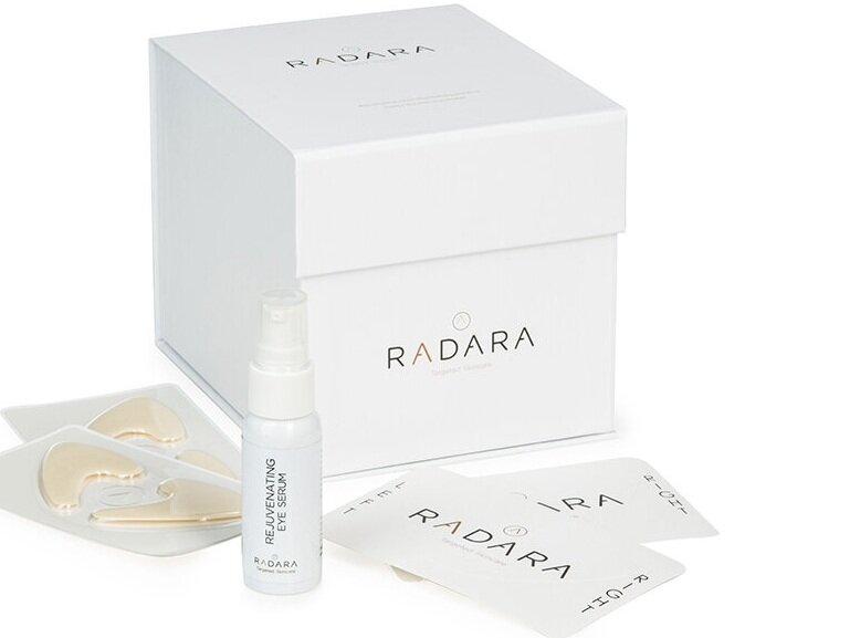 ADVANCED FACIAL REJUVENATION IN JUST FOUR WEEKS - Radara uses unique micro-channelling patches to take your at-home skincare regime to the next level. A transformed, radiant complexion in just five minutes a day for four weeks – no needles or downtime required.