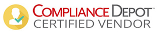 We are proud to be Compliance Depot Certified.  read more   >