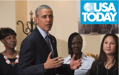 Obama Tells Federal Agencies to 'Ban the Box' on Federal Job Applications