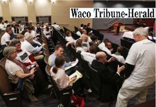 Group calls for Waco payday loan regulations