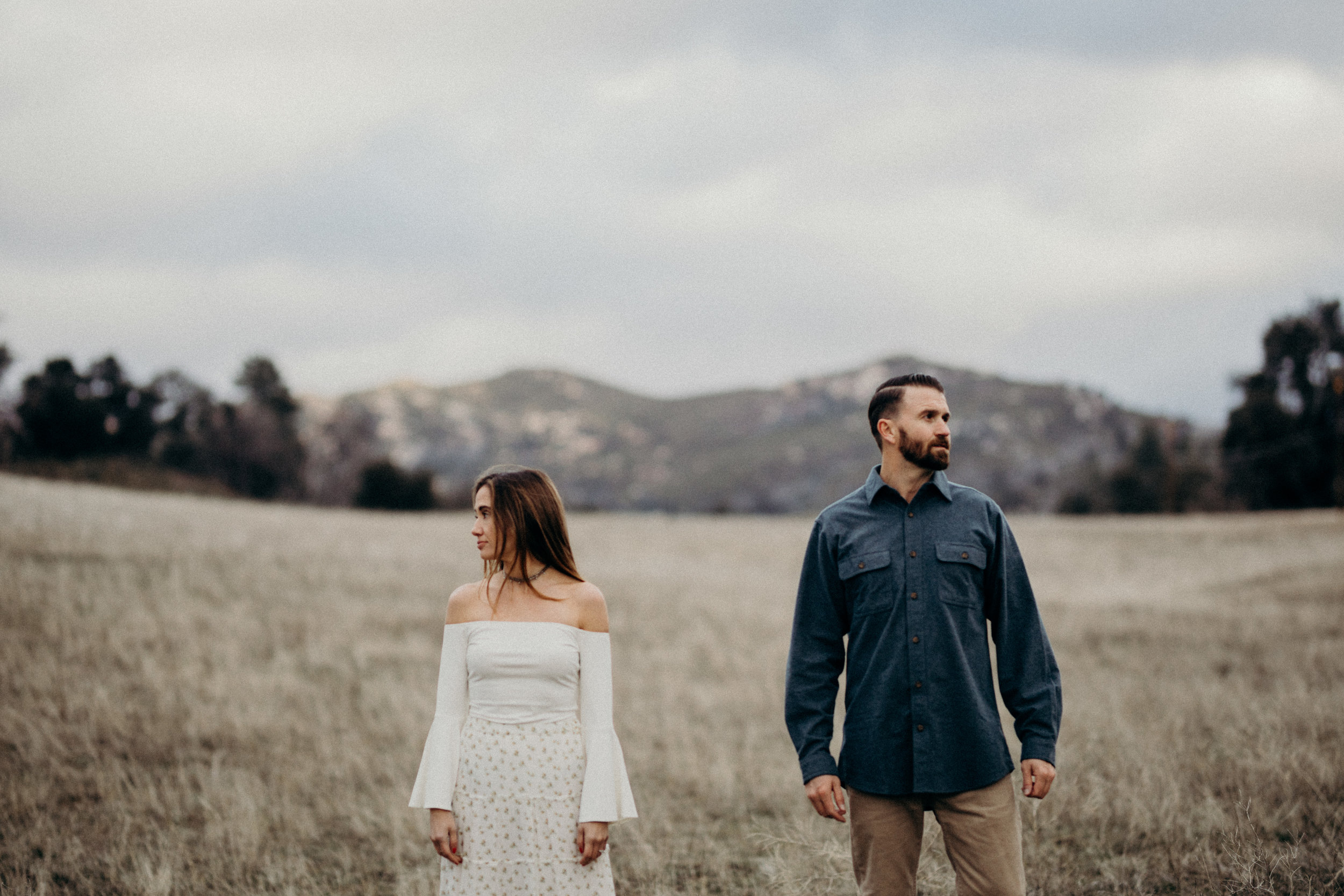 Lauren + Brent | Julian, California -