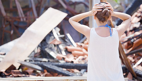 Central Florida Property Damage Insurance Claims