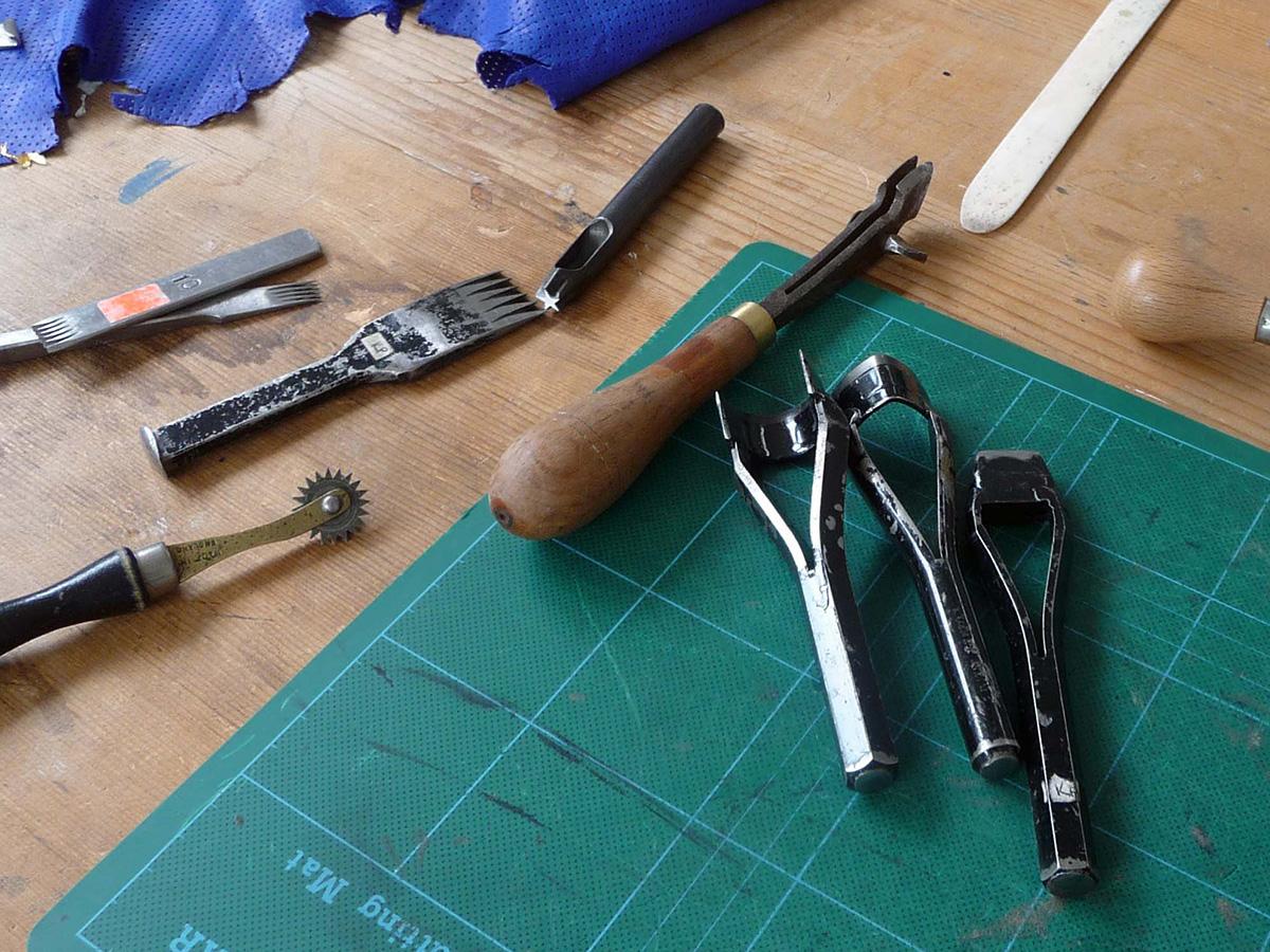 saddler's tools